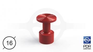 Фото NUSSLE PROFI Пистоны для минилифтера (Ø 16, красные)