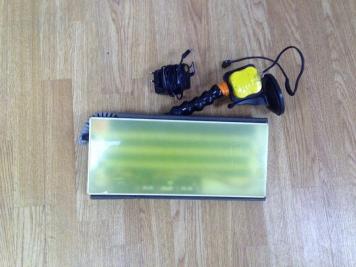 Фото Лампа переносная на АКБ