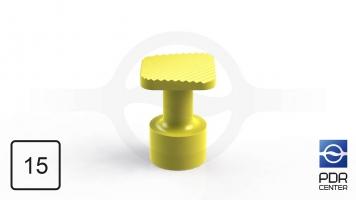 Фото Клеевой грибок NUSSLE SUPER, квадратный, 15*15 мм