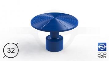 Фото NUSSLE PROFI Пистоны для минилифтера (Ø 32, синие)