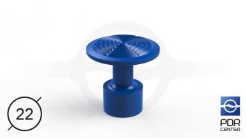 Фото NUSSLE PROFI Пистоны для минилифтера (Ø 22, синие)