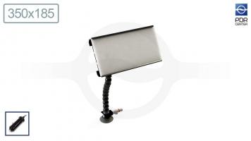 Фото Мобильная лампа ULTRA VISION LED, 12V, 30 см, на присоске, без диммера
