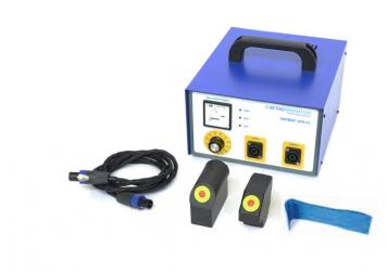 Фото Комплект индукционного оборудования для удаления стёкол, краски и болтов HotBox Business HTR-01