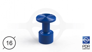 Фото NUSSLE PROFI Пистоны для минилифтера (Ø 16, синие)