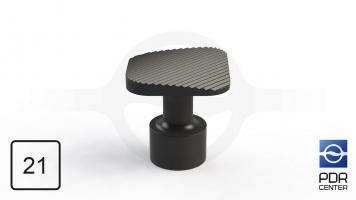 Фото NUSSLE PROFI Пистоны для минилифтера, квадратные (21 мм * 21 мм, черные)