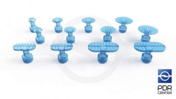 Фото Клеевые грибки Keco Iсe (комплект из 5-ти штук)