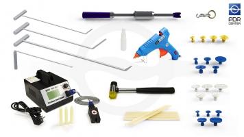Фото Комплект инструмента для ремонта градовых вмятин