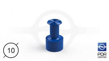 Фото NUSSLE PROFI Пистоны для минилифтера (Ø 10, синие)