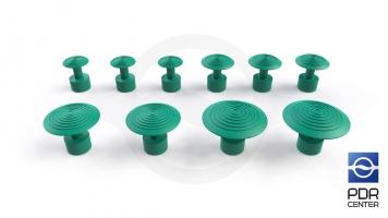 Фото Градовые клеевые грибки BE (комплект из 10 шт)