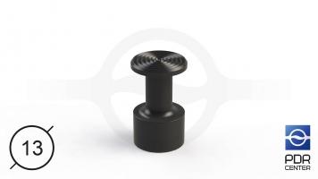 Фото NUSSLE PROFI Пистоны для минилифтера (Ø 13, черные)