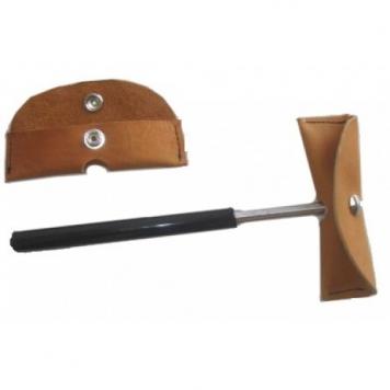 Фото Кожанный чехол для молотка для блендинга