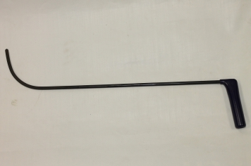 Фото Крючок Ø 8 мм, длина 630 мм,угол загиба 90º.