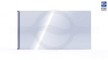 Фото Защитный экран из бронированного пластика WD-12