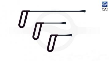 Фото Набор из трех инструментов для работы под усилителями КТ-3