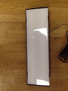 Фото Средняя лампа ULTRA VISION LED, 12V, 60 см,4 полосы, без диммера