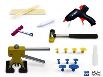 Фото Набор PDR инструмента для самостоятельного удаления вмятин без покраски средний