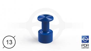 Фото NUSSLE PROFI Пистоны для минилифтера (Ø 13, синие)