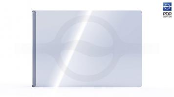 Фото Защитный экран из бронированного пластика WD-14