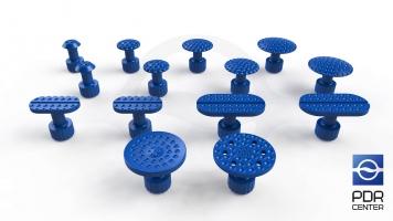 Фото Клеевые грибки Keco (комплект из 5-ти штук)