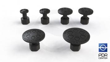 Фото Клеевые грибки Atlas Olympian (комплект из 6-ти штук)