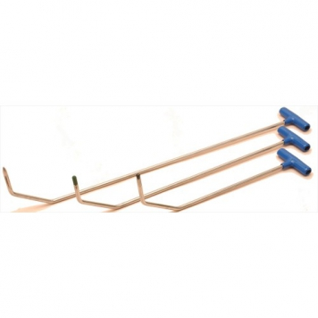 Фото Комплект крючков под сменные насадки, 3 крючка