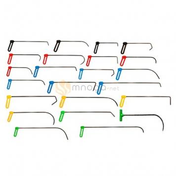 Фото Набор с поворотными ручками (23 крючка)