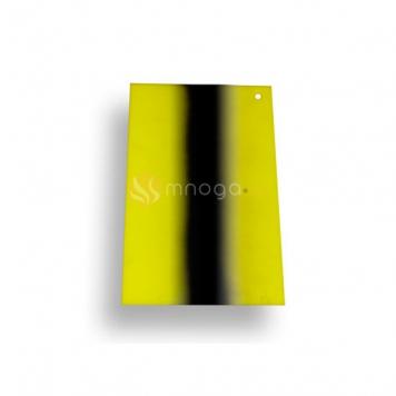 Фото Отражающий экран жёлтый