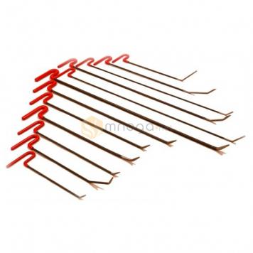 Фото Rod Set - Комплект стандартных крючков из пружинистой стали, 12 крючков