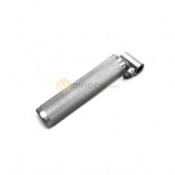 Фото Ручка алюминиевая съёмная малая (угол по отношению к крючку 90º)