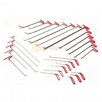 Фото Tech Set - Комплект крючков из пружинистой стали, 26 крючков