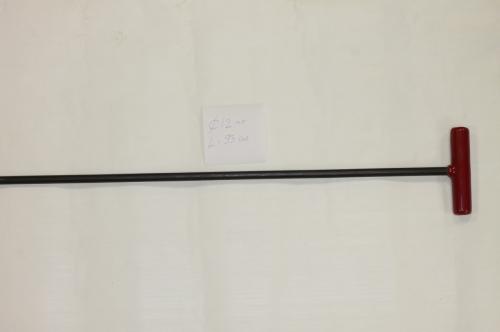 Крючок Ø 12 мм, длина 930 мм.