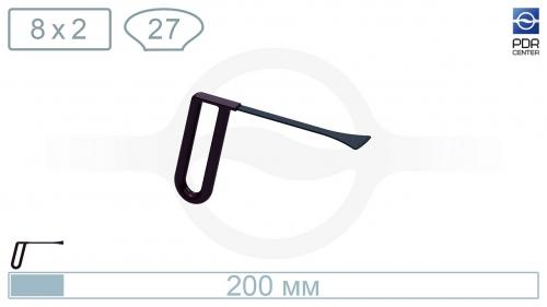 Конусный крючок KX-20