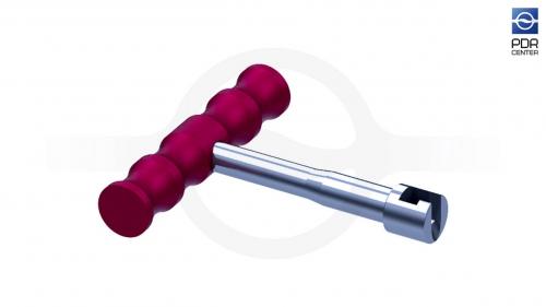 Ручка с разъёмом для выдёргивания клеевых грибков TP-1