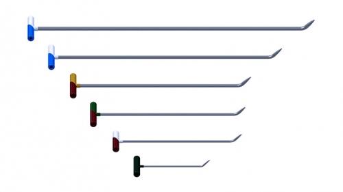 Наборы крючков