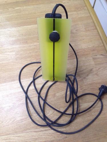 Мини-лампа с рассеивателем (220V)