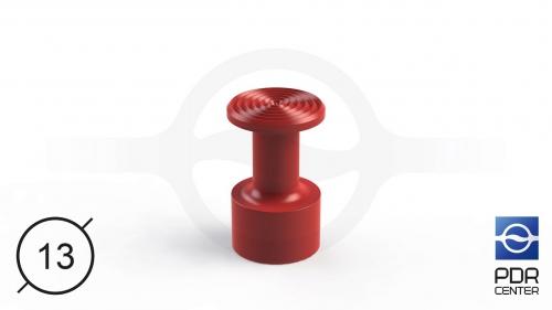 NUSSLE PROFI Пистоны для минилифтера (Ø 13, красные)