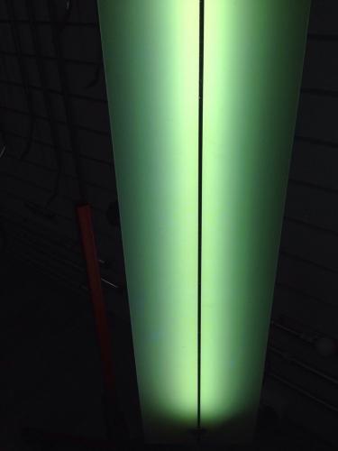 Рассеиватель для большой двойной лампы