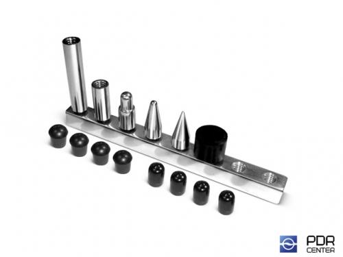 Набор насадок для крючков с подставкой (Ø 11 мм)