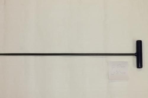 Крючок Ø 10 мм, длина 850 мм.
