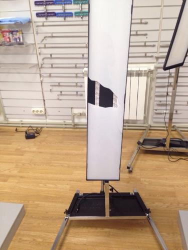 Большой плафон ULTRA VISION LED, 12V, 90 см, без диммера