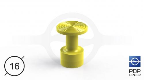 NUSSLE PROFI Пистоны для минилифтера (Ø 16, желтые)