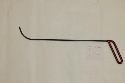 Крючок Ø 6 мм, длина 660 мм.