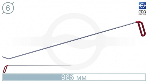 Крючок 14FS36AR