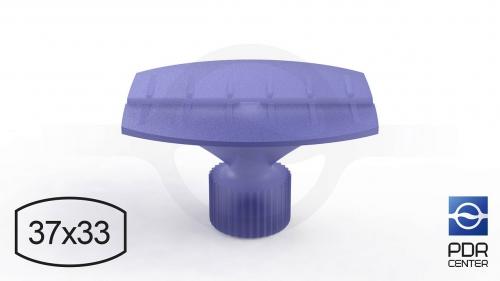 Клеевой грибок Wurth, фиолетовый, бочкообразный