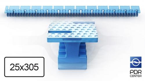 Клеевая лента Keco Centipede ICE (25 mm)