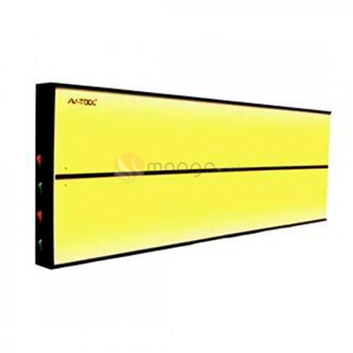 4х полосный LED плафон PL-2 hard, размер 600х200 мм