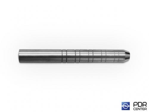 Керн из нержавеющей стали (тупой), Ø 9,5 мм (3/8), длина 7,5 см