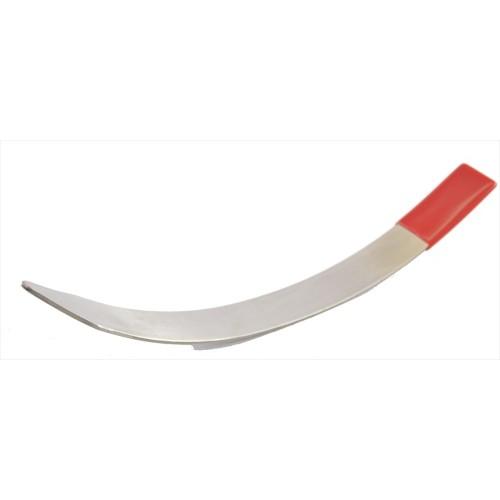 Рессора закруглённая, плоская (длина 60 см, ширина 5 см, толщина 4 мм)