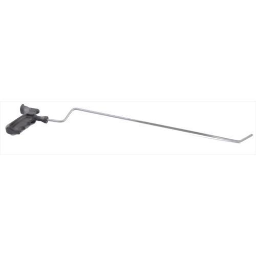 Крючок для сложного доступа, правый угловой, плоский(длина 59,5 см, угол загиба 45º, длина загиба 35 мм, Ø 6 мм)