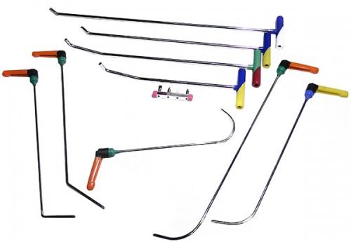 Твистеры Platinum 1/3 Длина 40 см. длина первого загиба 10 см угол загиба 20° длина второго загиба 4 см угол 45°. Ø5